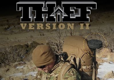 THiEF V2 in soldiers pack
