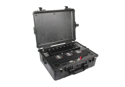 CH0003 Ultralife-6-Bay Battery Charger